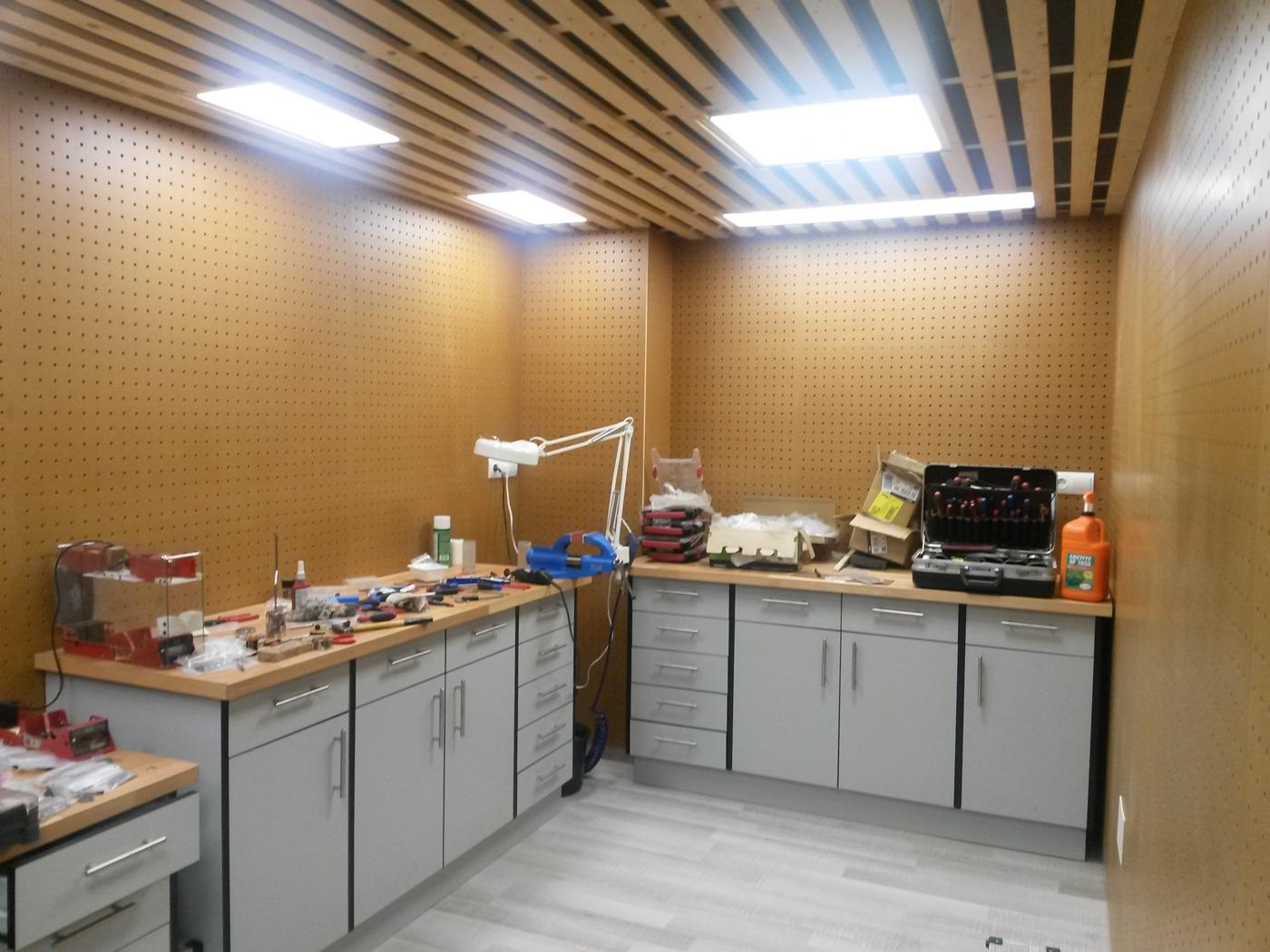 Nuestras instalaciones Ibergríps Castilla Valladolid