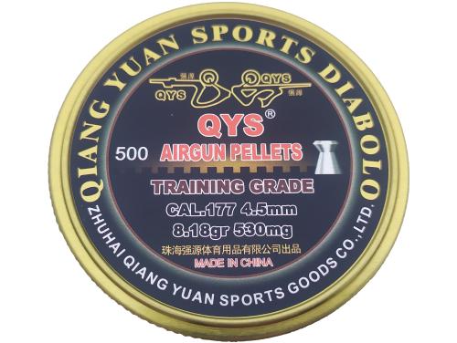 Quiang Yuan pellets