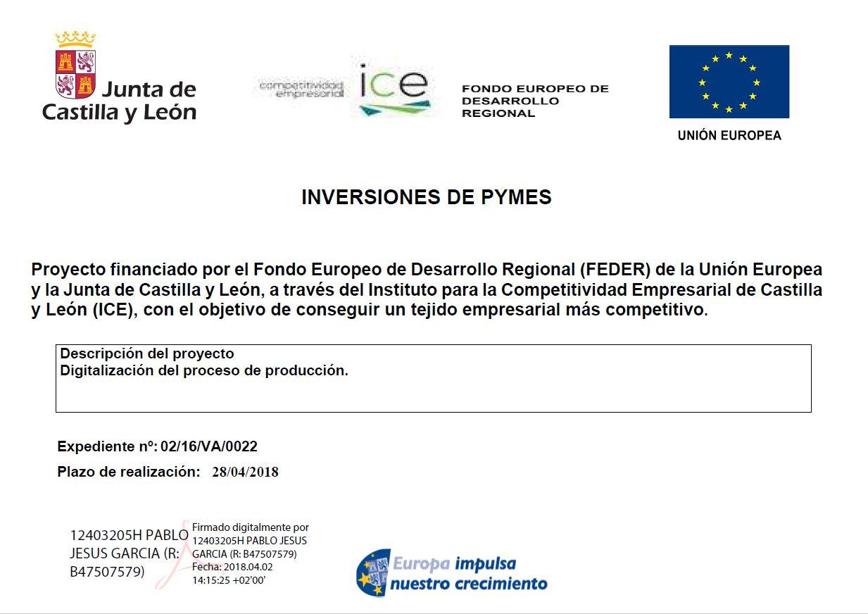Inversiones Pymes
