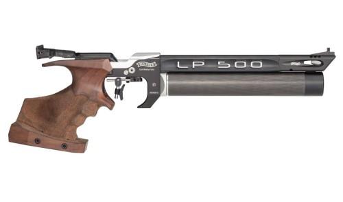lp500 basic equipment