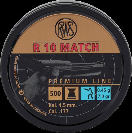 R10 pistola